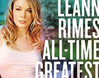 Leann Rimes - All-Time Greatest Hits, album art