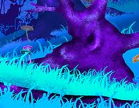 Background Concept Art