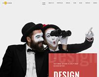 H-Code Agency Wordpress Theme