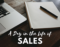 Rachel Krider: A Day in the Life of Sales