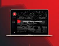 Website | Ui/Ux | Combat Jiu-Jitsu