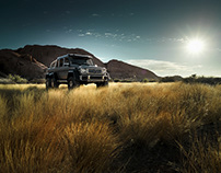 Out of Africa: the Mercedes-AMG G63 6x6