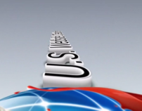U.S. WebSite Creations - Classic Logo Extrusion