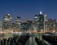 Cityscape- New York
