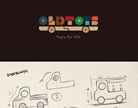 OldToys Brand Presentation