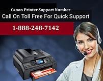 Canon Printer Support 1-888-248-7142