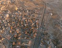 Cappadocia Hot Air Balloon Flight [4K Video]