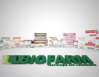 Nova linha de Produtos Biofarm