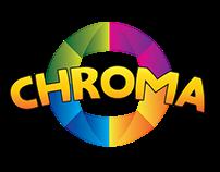 Chroma Logo and UI