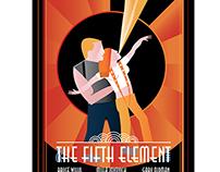 Art Deco-Inspired Poster