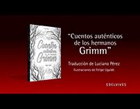 BOOKTRAILER: Cuentos auténticos de los hermanos Grimm