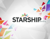 Branding and Indentity: StarShipMedia