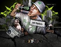 Monster Engergy 2009