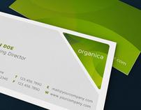 Organica Corporate Identity