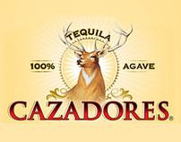 Tequila Cazadores Reposado