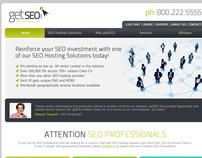 GET SEO User Interface- Web
