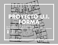 Proyecto U.I. Forma: El edificio de renta / ARQU-3810