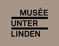 Musée Unterlinden. Corporate Design.