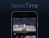 NewsTime - news app