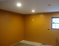 Drywall & Painting Makeover