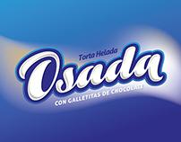 / Pack Osada - Torta Helada