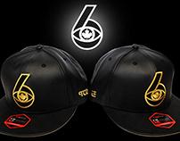 6 Visions - The Cap Guys - Hat Design