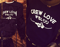 Booklet: Crew Love Crew Neck Sweater