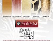 Aviso Revista PIELES EUROPA