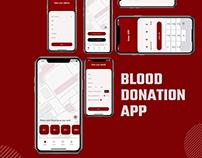 Blood Donation Mobile App