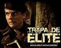Tropa de Elite - Movie Poster