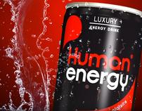 Human Energy Drink