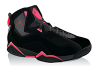 Illustration - Basketball Shoe Vector Drawing