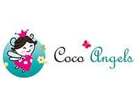 Coco Angels- Logos