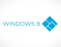 Windows 8 Logo Redesign