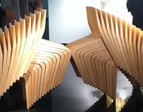 Cadeiras de Museu