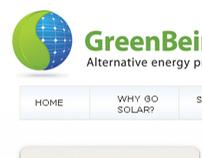 GreenBeingSolar Web Site