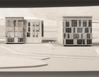 Competition, Housing, Lacugnano PG - 1° classificato