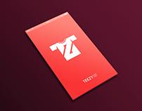 TEEZY Application | Logo Design