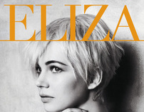 Eliza Magazine Rebranding