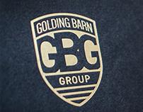 Golding Barn Garage Branding