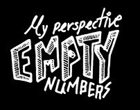 Empty numbers