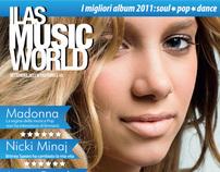 Ilas music word