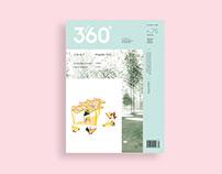 Design 360° Magazine No.75 - Organic City