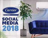 Carrier Social Media 2018