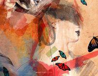 fly-butterfly