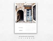 atlasofvenicedoors calendar