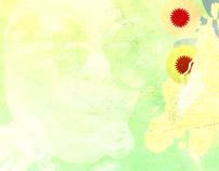 Pastel Bubbles - Illustration