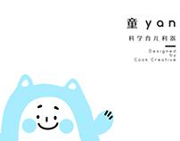 童yan 品牌书 Tongyan App VI