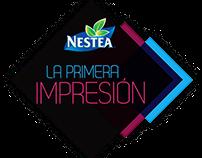 CAMPAÑA: La Primera Impresión - Nestea / NESTLÉ