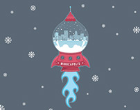 Weber Shandwick Minneapolis Holiday Card